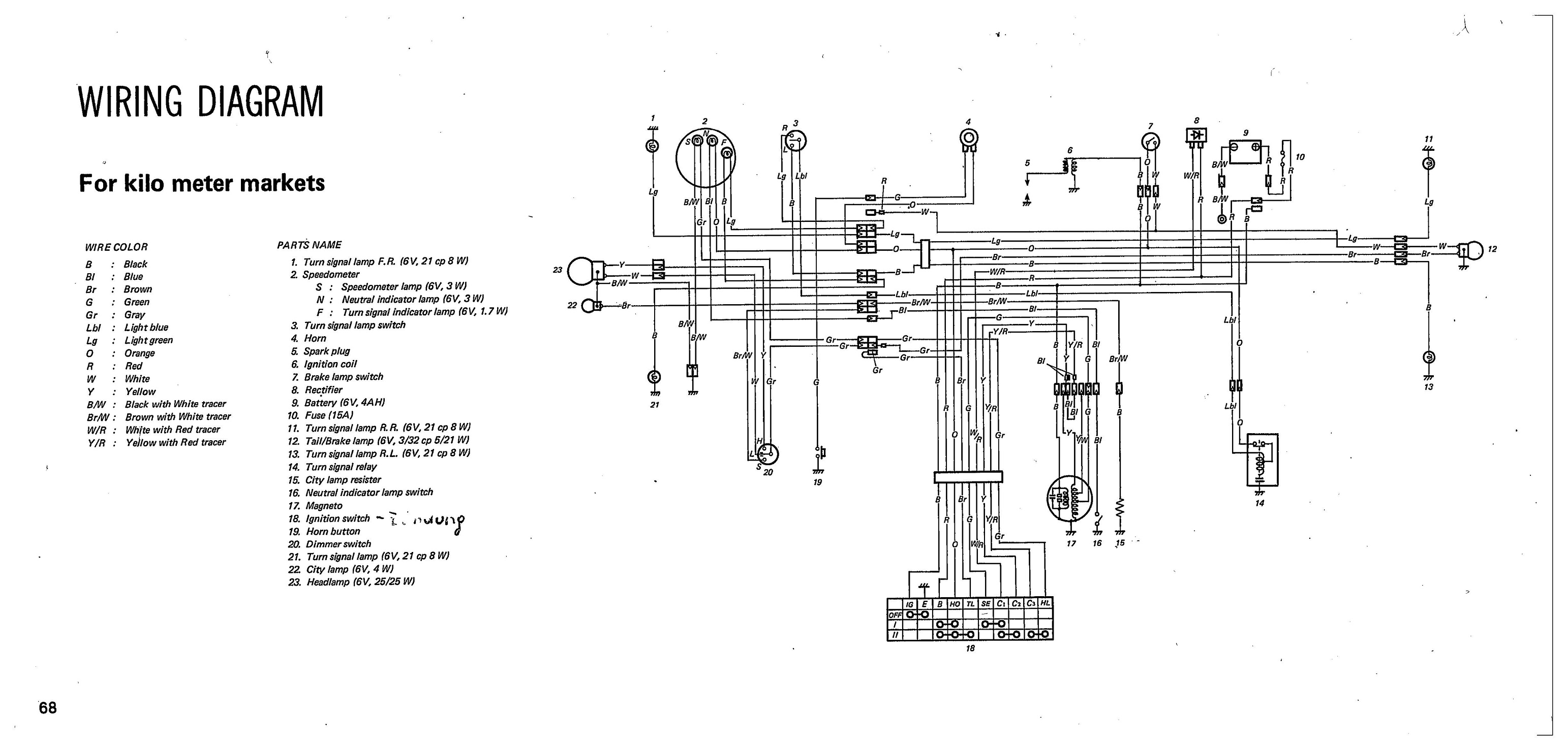 7 Flat Trailer Wiring. Diagrams. Wiring Diagram Images