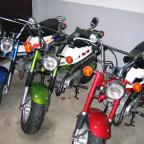 Spassbikes von Falke